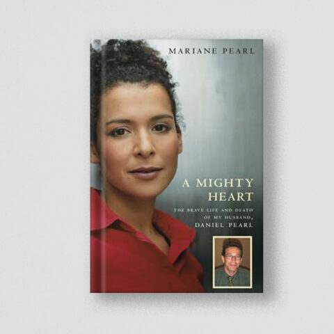 A Mighty Heart Book Cover
