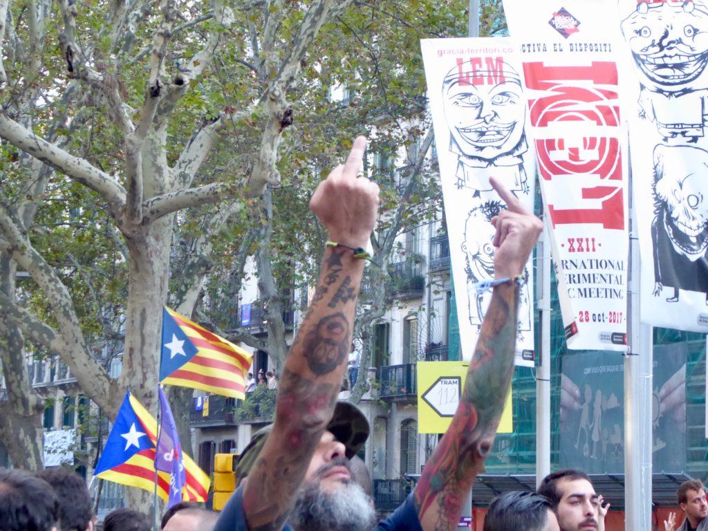 Catalan Fingers