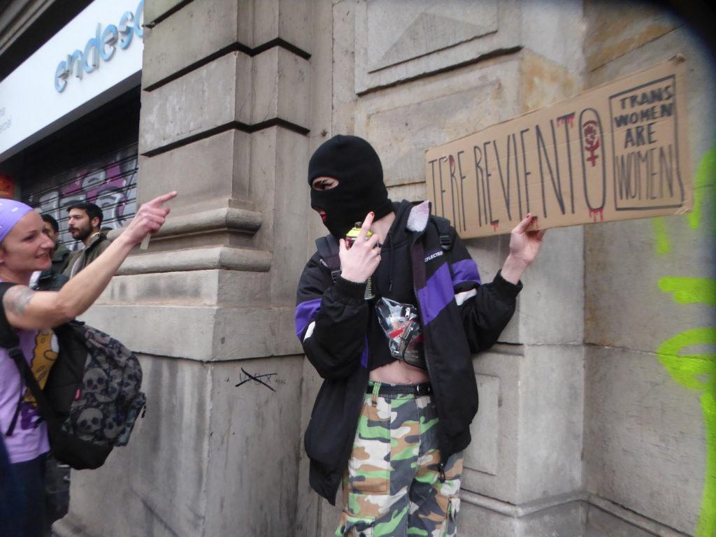 Hardcore feminist