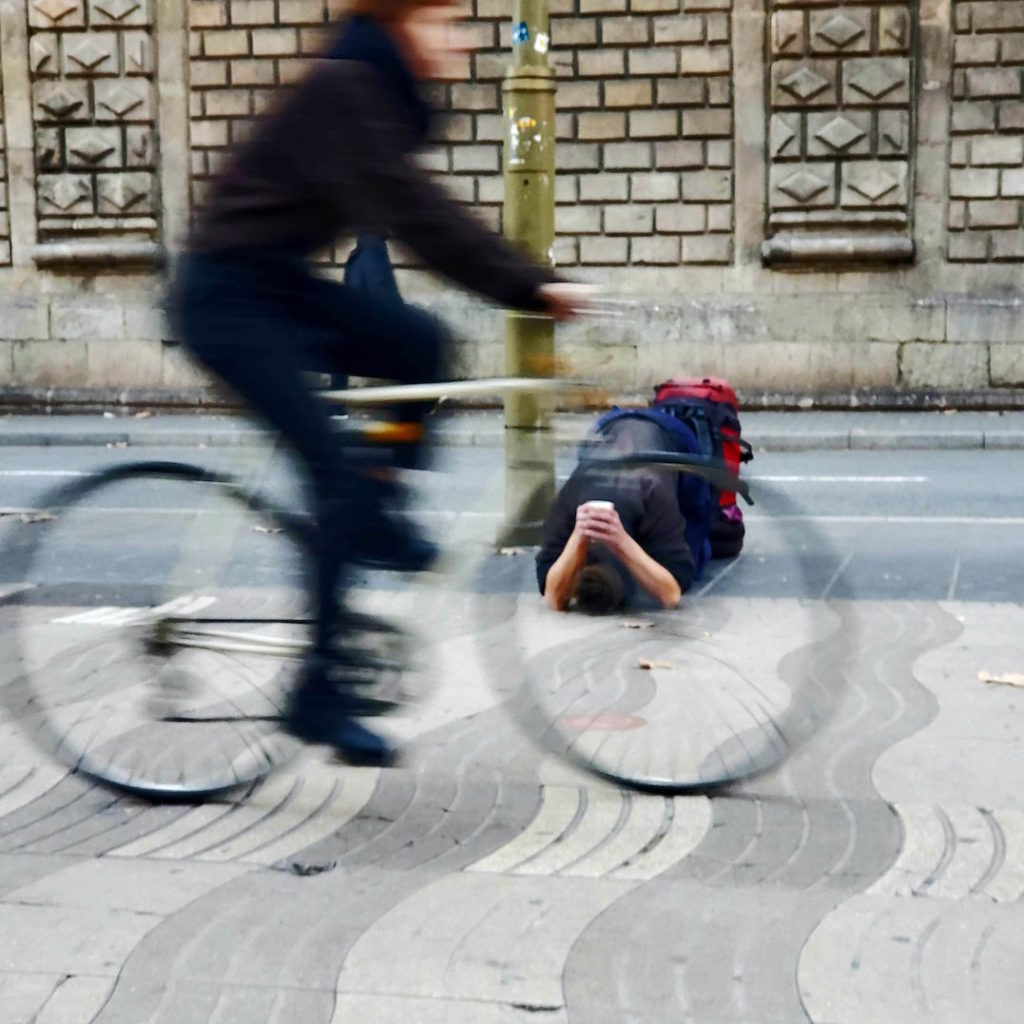cycle begging